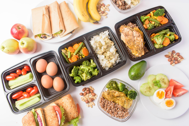 Fit food prep – esi formā!