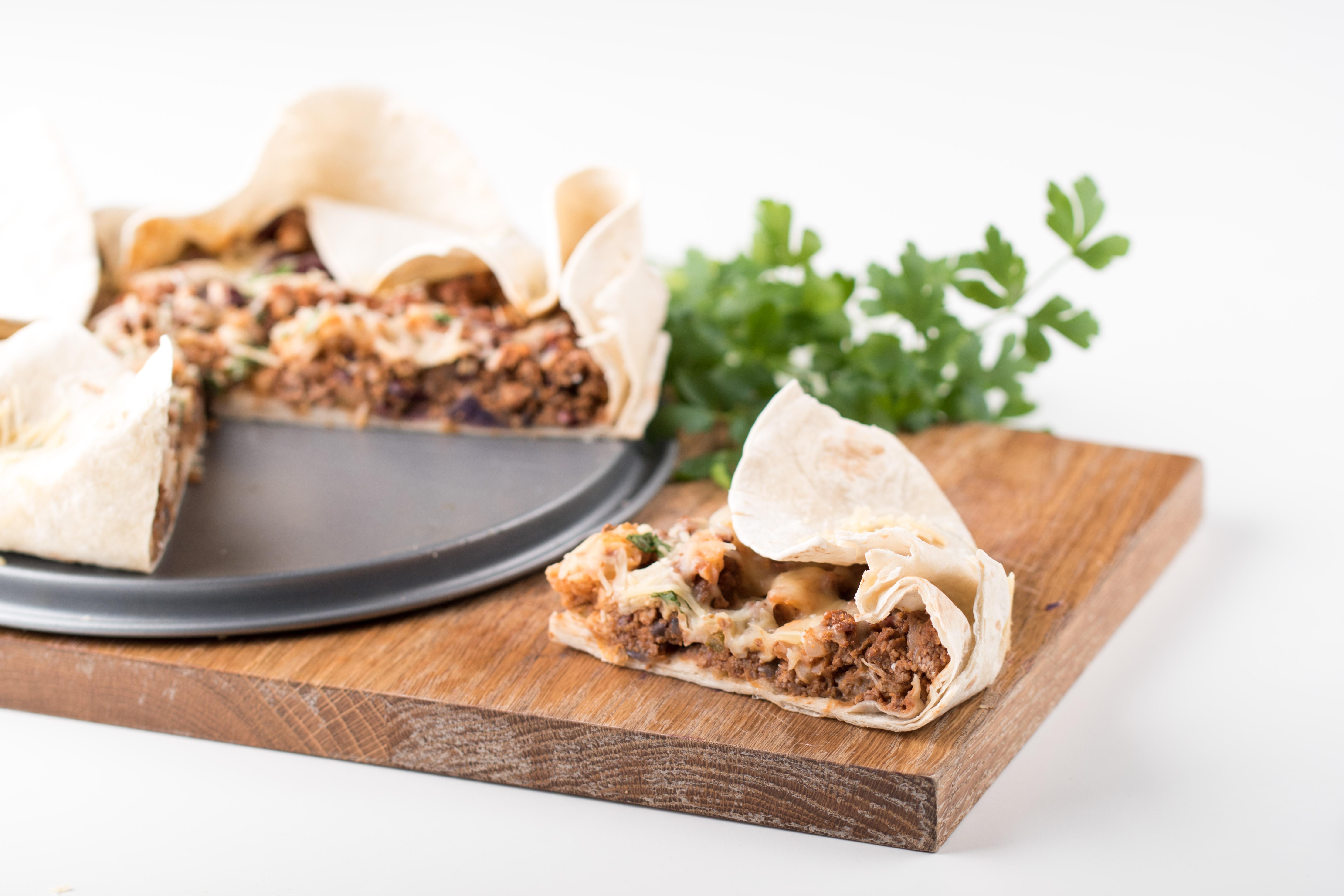 Tortillu pīrāgs (atjaunināts 24.11.19 ar veģetāro opciju)