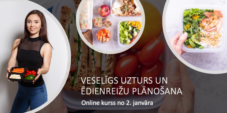 Vai Tava Jaunā gada apņemšanās ir ēst veselīgāk un plānot ēdienreizes?